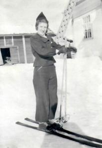 aira skiing 1940-41