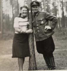 Lentomestari Juurikas 1942