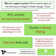 Why do I support nuclear
