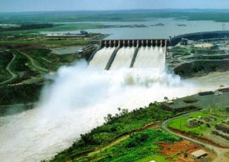 brazil hydro plant ELP