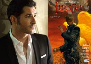lucifer tv and comic