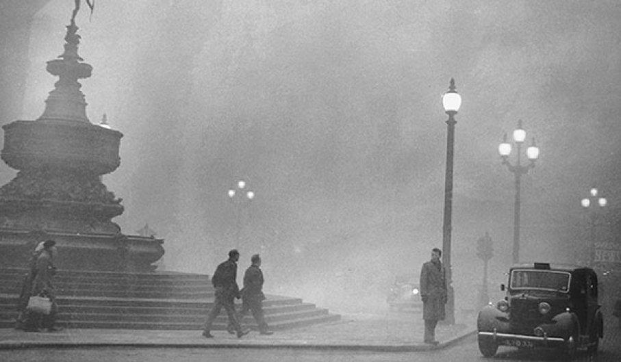 great longon smog